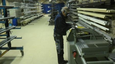 ISOTEX, fabricant de volets roulants motorisés Somfy en NORD ISÈRE