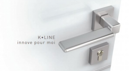 Catalogue K.LINE portes d'entrée
