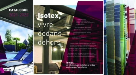 Nouveau catalogue ISOTEX 2021-2022