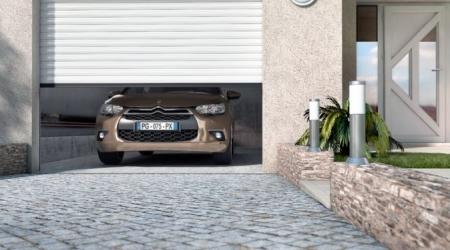 Sécurité porte de garage enroulable