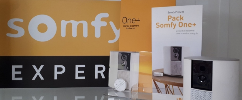 Caméra Somfy One +