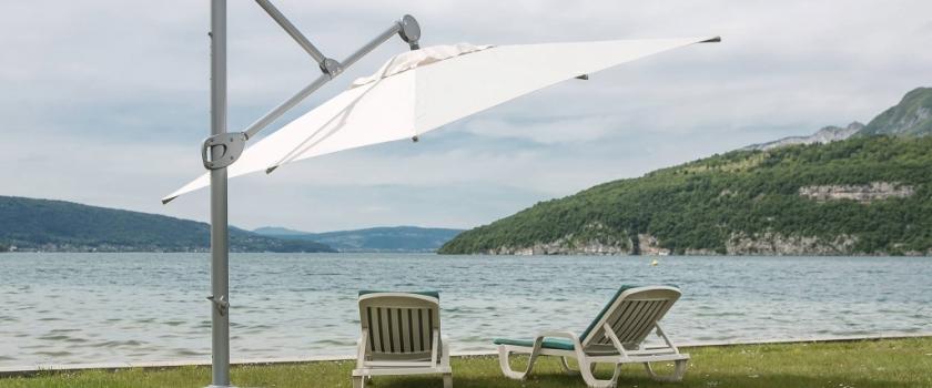 Les parasols durables de qualité professionnels