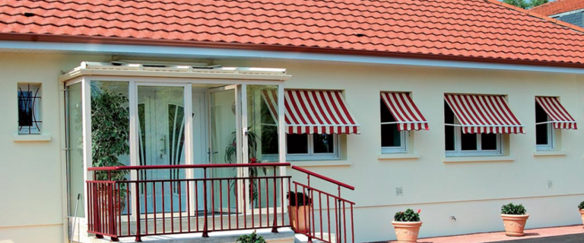 Isotex isolation textile bourgoin jallieu domarin les for Stores exterieurs fenetres