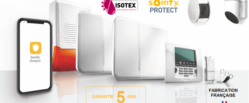 Home Keeper Pro SOMFY